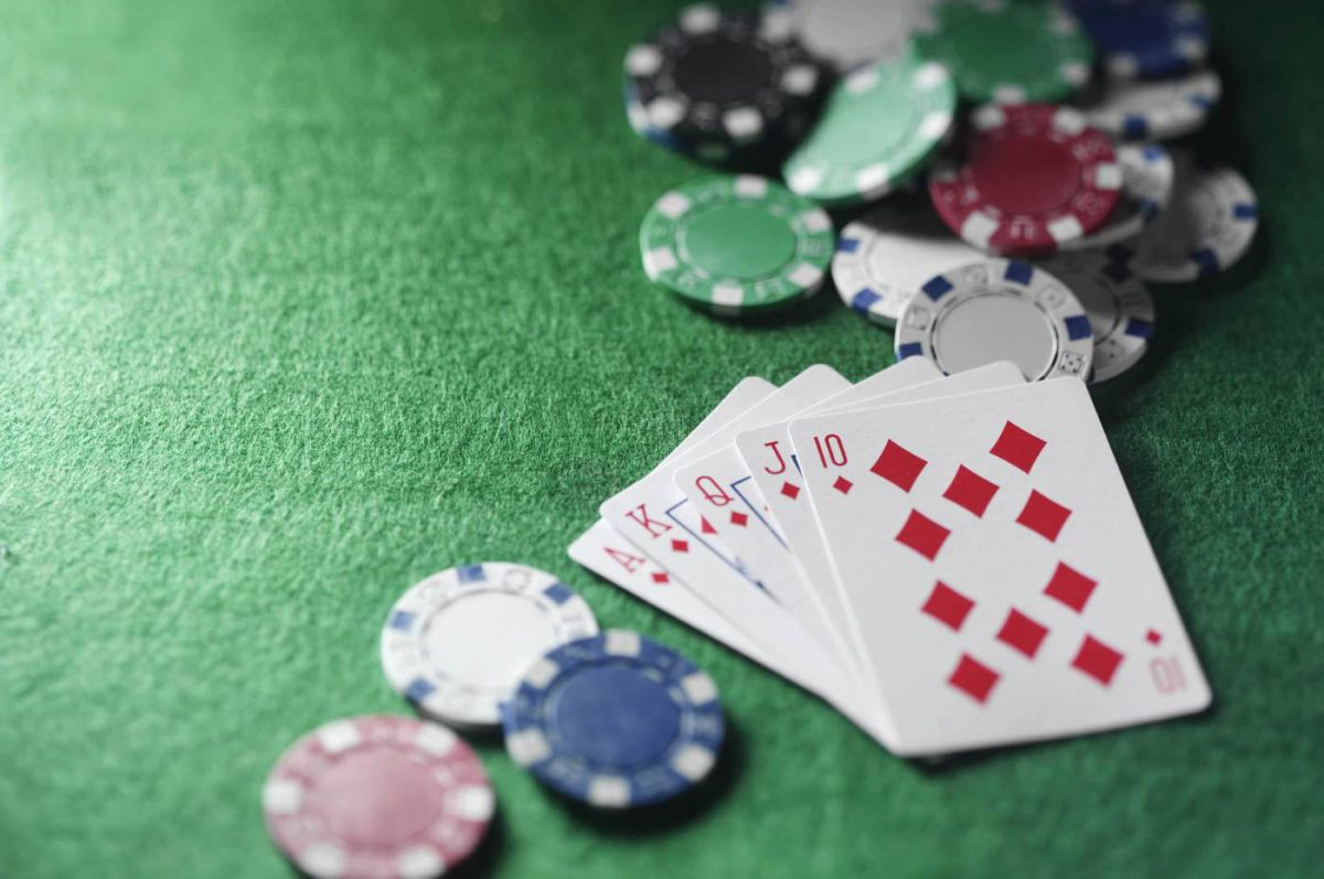 The differences between American and European blackjack