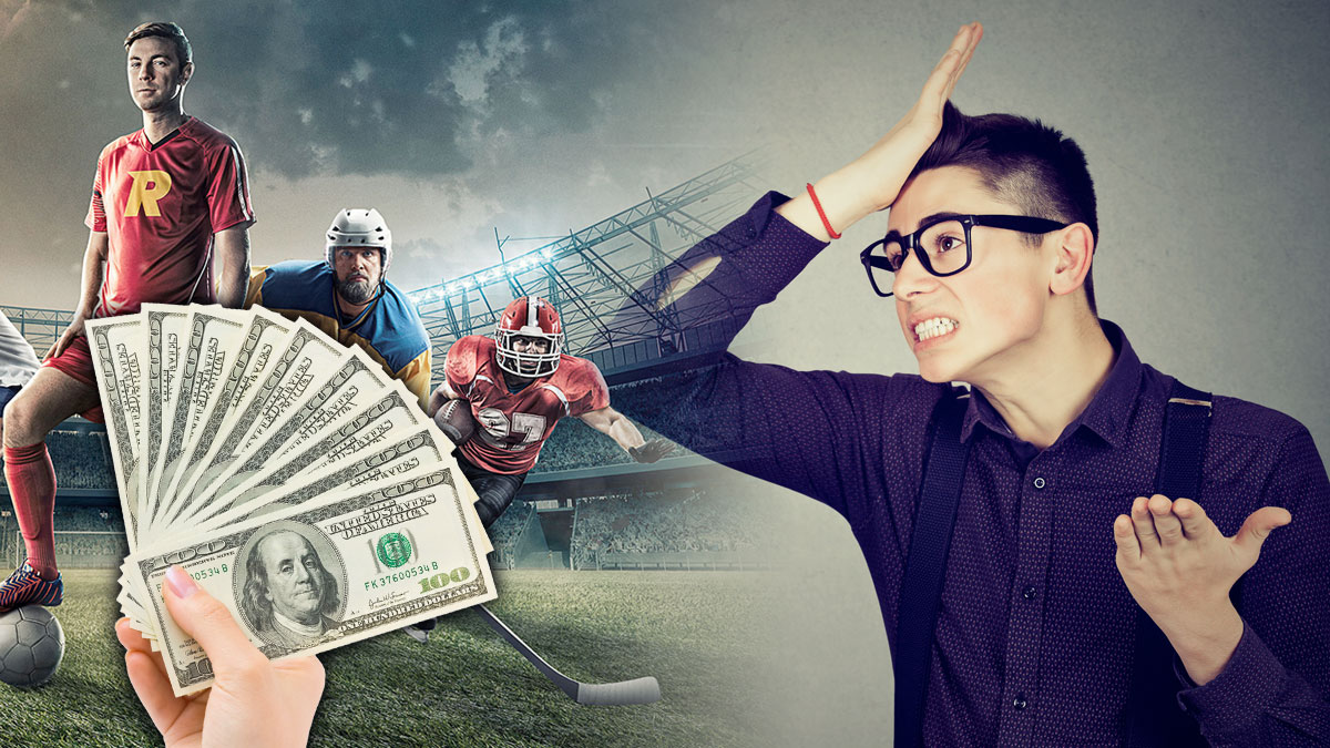 Top 7 mistakes in sports betting